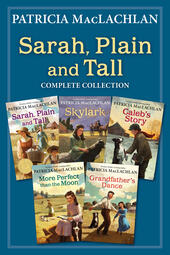 Sarah, Plain and Tall Complete Collection