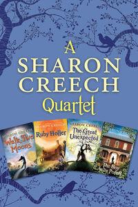 Foto Cover di Sharon Creech 4-Book Collection, Ebook inglese di Sharon Creech, edito da HarperCollins