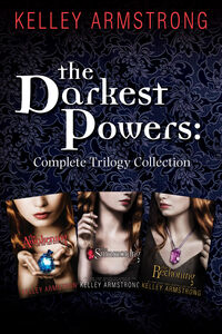 Ebook in inglese Darkest Powers: Complete Trilogy Collection Armstrong, Kelley