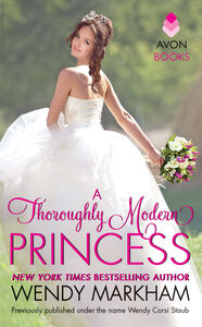 Ebook in inglese Thoroughly Modern Princess Markham, Wendy