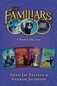 Foto Cover di Familiars 4-Book Collection, Ebook inglese di Adam Jay Epstein, edito da HarperCollins