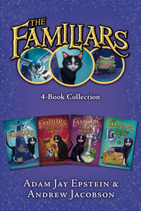 Ebook in inglese Familiars 4-Book Collection Epstein, Adam Jay