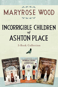 Foto Cover di Incorrigible Children of Ashton Place 3-Book Collection, Ebook inglese di Maryrose Wood, edito da HarperCollins