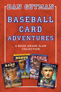 Foto Cover di Baseball Card Adventures: 4-Book Grand Slam Collection, Ebook inglese di Dan Gutman, edito da HarperCollins