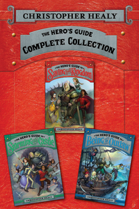 Ebook in inglese Hero's Guide Complete Collection Healy, Christopher