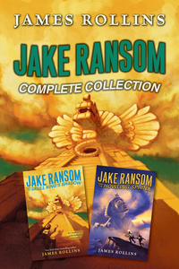 Ebook in inglese Jake Ransom Complete Collection Rollins, James