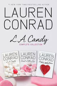 Ebook in inglese L.A. Candy Complete Collection Conrad, Lauren