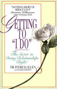Ebook in inglese Getting To 'I Do' Allen, Pat , Harmon, Sandra