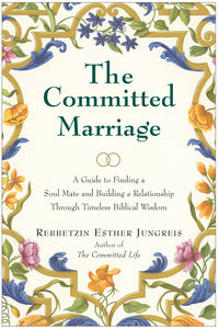 Ebook in inglese Committed Marriage Jungreis, Esther