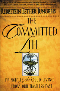 Ebook in inglese Committed Life Jungreis, Esther