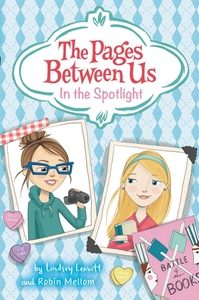 Ebook in inglese The Pages Between Us Leavitt, Lindsey , Mellom, Robin