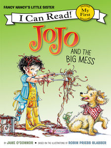 Ebook in inglese JoJo and the Big Mess O'Connor, Jane
