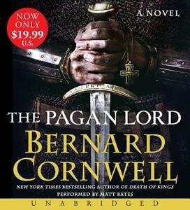 The Pagan Lord Low Price CD - Bernard Cornwell - cover