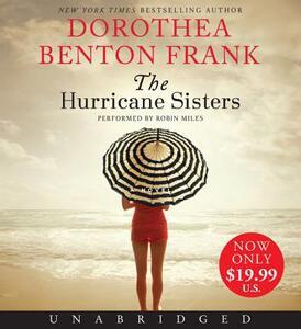 The Hurricane Sisters Low Price CD - Dorothea Benton Frank - cover