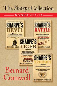 Foto Cover di Sharpe Collection: Books #12-15, Ebook inglese di Bernard Cornwell, edito da HarperCollins