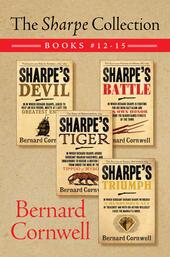 Sharpe Collection: Books #12-15