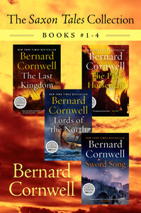Ebook in inglese Saxon Tales Collection: Books #1-4 Cornwell, Bernard