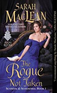 The Rogue Not Taken - Sarah MacLean - cover