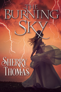 Ebook in inglese Burning Sky Special Edition Thomas, Sherry