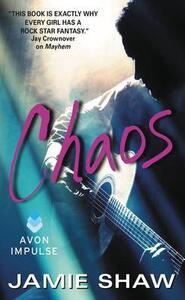 Chaos: Mayhem Series #3 - Jamie Shaw - cover