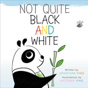 Not Quite Black and White - Jonathan Ying - cover