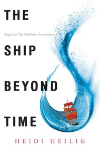 Ebook in inglese The Ship Beyond Time Heilig, Heidi