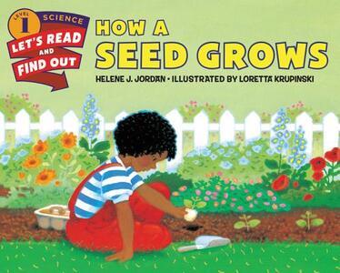 How a Seed Grows - Helene J. Jordan - cover
