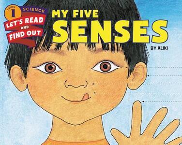 My Five Senses - Aliki - cover