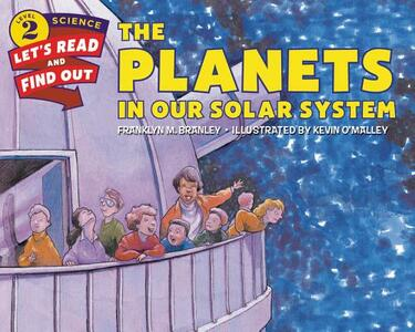 The Planets in Our Solar System - Franklyn M. Branley - cover