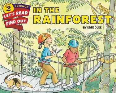 In the Rainforest - Kate Duke - cover