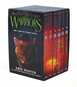 Warriors: Omen of the Stars Box Set: Volumes 1 to 6 - Erin Hunter - cover
