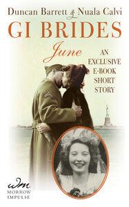 Ebook in inglese GI Brides: June Barrett, Duncan , Calvi, Nuala