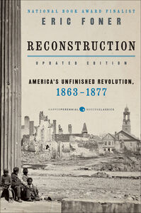 Ebook in inglese Reconstruction Updated Edition Foner, Eric