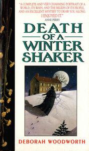 Ebook in inglese Death of a Winter Shaker Woodworth, Deborah