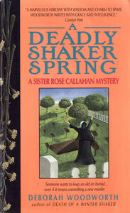 Ebook in inglese Deadly Shaker Spring Woodworth, Deborah