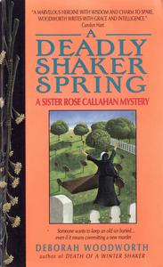 Ebook in inglese Deadly Shaker Spring Woodworth, Deborah