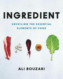 Ingredient: Seeing Beneath the Surface of Food to Take Control in the Kitchen - Ali Bouzari - cover
