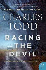 Ebook in inglese Racing the Devil Todd, Charles