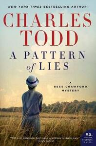 A Pattern of Lies: A Bess Crawford Mystery - Charles Todd - cover