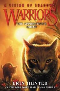 The Apprentice's Quest - Erin Hunter - cover