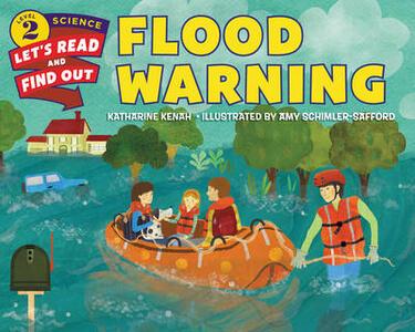 Flood Warning - Katharine Kenah - cover