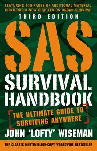 Foto Cover di SAS Survival Handbook, Third Edition, Ebook inglese di John 'Lofty' Wiseman, edito da HarperCollins