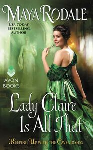 Ebook in inglese Lady Claire Is All That Rodale, Maya