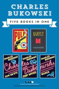 Ebook in inglese Charles Bukowski Fiction Collection Bukowski, Charles