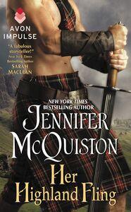 Foto Cover di Her Highland Fling, Ebook inglese di Jennifer McQuiston, edito da HarperCollins