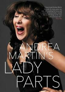 Lady Parts - Andrea Martin - cover