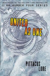 Foto Cover di United as One, Ebook inglese di Pittacus Lore, edito da HarperCollins