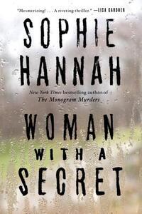 Woman with a Secret - Sophie Hannah - cover