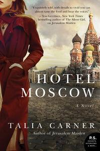 Foto Cover di Hotel Moscow, Ebook inglese di Talia Carner, edito da HarperCollins