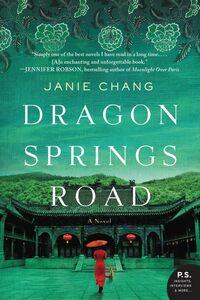 Ebook in inglese Dragon Springs Road Chang, Janie